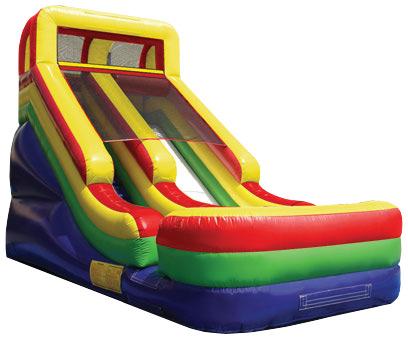 18' Slide (Dry Slide)