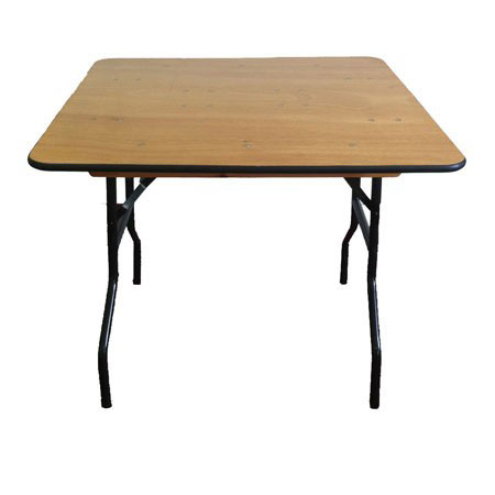 4 Foot Square Table