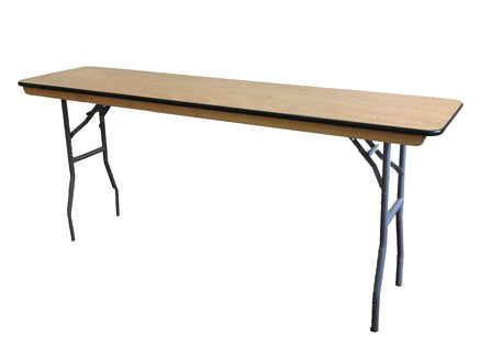 Conference Table FtTables Chairs Party Rentals In Los Angeles - 6 ft conference table