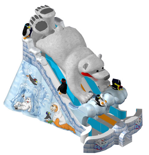 Arctic Plunge (Dry Slide)