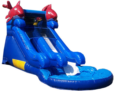 Baby Kahuna Water Slide w/ Pool (Toddler Unit)