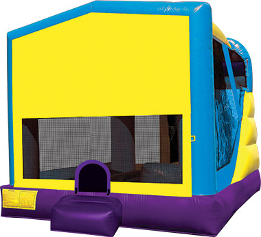 Extra Large Module 4 in 1 Combo (BLUE) Wet/Dry Slide