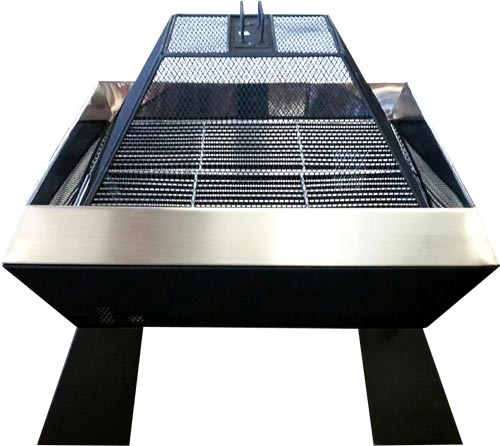 Fire Pit - Grill