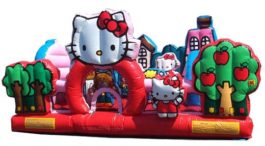 Hello Kitty Toddler Center