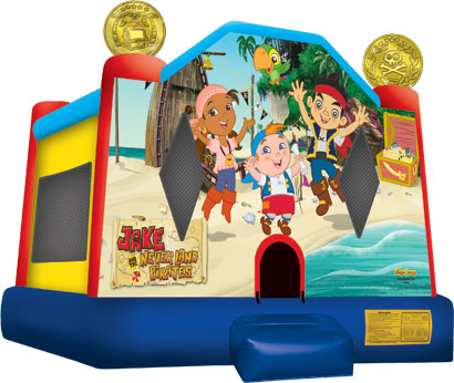 Jake and the Never Land Pirates Jump