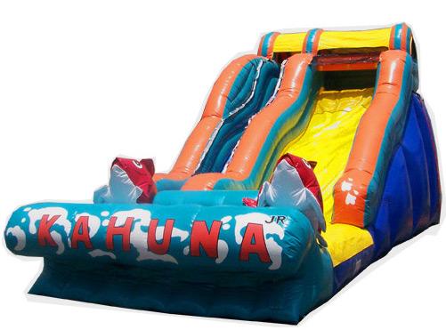 Kahuna Junior Water Slide w/ Pool