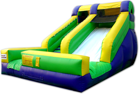 Lil' Splash Water Slide w/ Pool