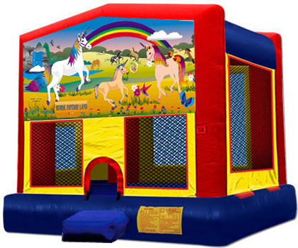 Module Jump w/ Horse Fantasy Land Banner