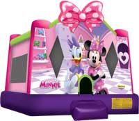 Minnie Mouse Jump