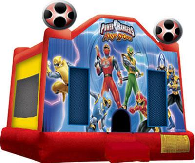 Power Rangers Jump