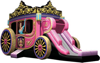 Princess Carriage Combo