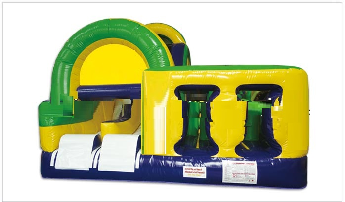 I Rush Obstacle Course