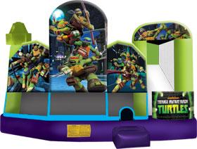 Ninja Turtles 5 in 1 combo