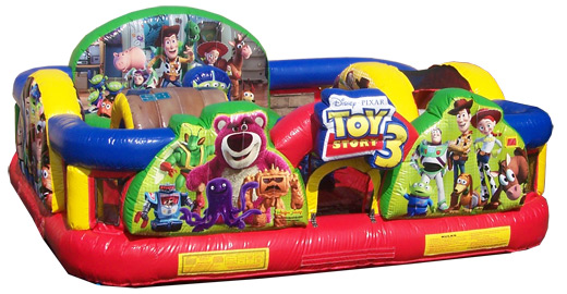 Toy Story 3 Toddler Town