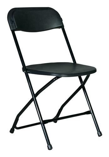 Black Adult Chair
