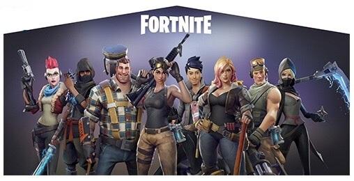 Module Jump w/ Fortnite Banner