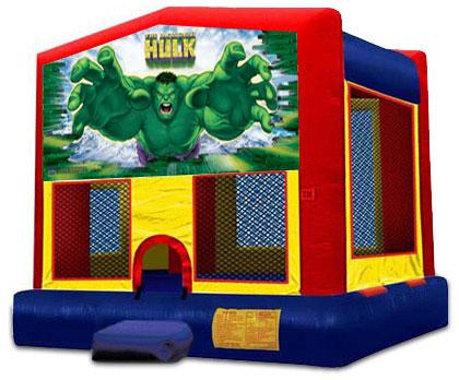Module Jump w/ Hulk Banner