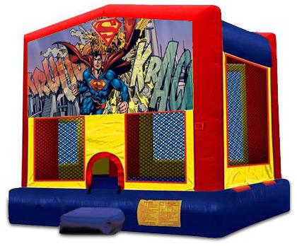 Module Jump w/ Superman Banner