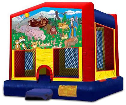 Module Jump w/ Noah's Ark