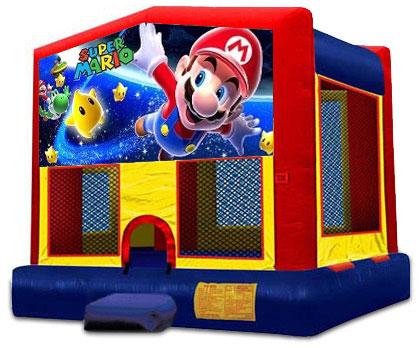 Module Jump w/ Super Mario Banner