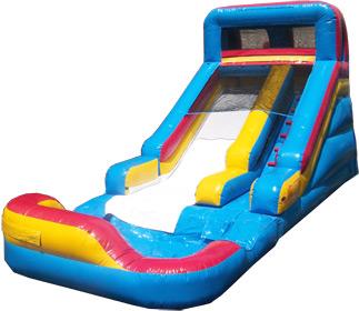 Slide 'N Splash Water Slide w/ Pool