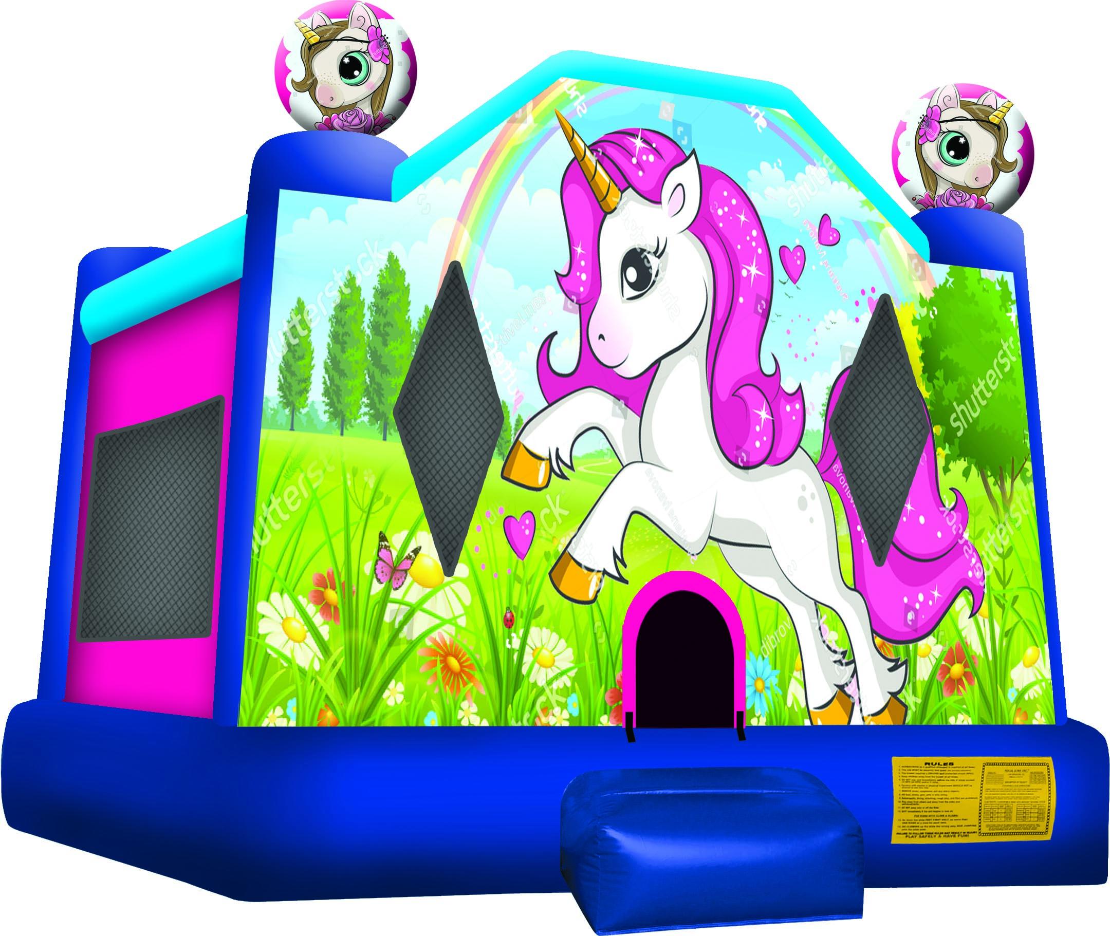 Unicorn World Jump