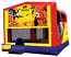 Extra large Module 4 in 1 Combo Wet/Dry Slide With The Incredibles Banner