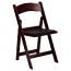 Fancy Mahogany Chairs