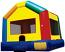 Fun House w/ Basketball Hoop