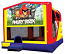 Extra Large Module 4 in 1 Combo Wet/Dry Slide With Angry Birds Banner