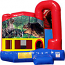 Backyard-Module 4 in 1 Combo with Jurassic Park Banner