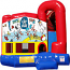 Backyard-Module 4 in 1 Combo with Cat in The Hat Banner