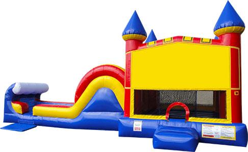 Module Castle slide (wet/dry)
