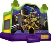 Ninja Turtles Jump