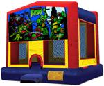 Module Jump w/ Ninja Turtles Banner
