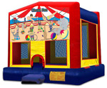 Module Jump w/ Circus Fun Banner