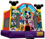 Mickey Park Jump